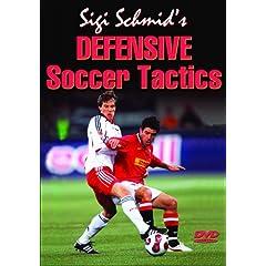 Sigi Schmid's Defensive Soccer Tactics DVD
