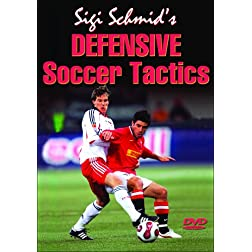 Sigi Schmid's Defensive Soccer Tactics DVD