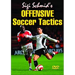 Sigi Schmid's Offensive Soccer Tactics DVD