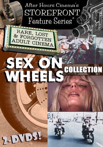 Sex On Wheels Grindhouse DVD Collection