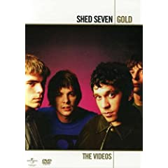 Shed Seven: Gold Collection the Videos