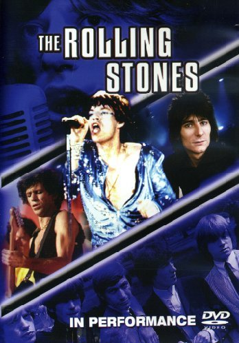 The Rolling Stones: In Performance (w/ Book)