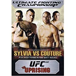 Ultimate Fighting Championship, Vol. 68: The Uprising