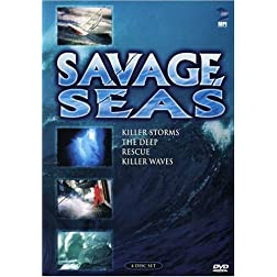 Savage Seas Collection (Killer Storms / The Deep / Rescue / Killer Waves)