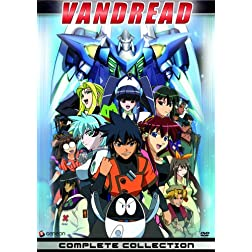 Vandread and Vandread the Second Stage: Complete Collection