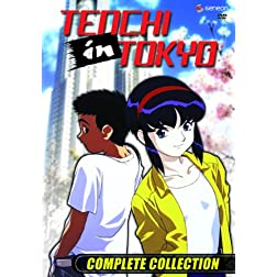 Tenchi in Tokyo: Collection