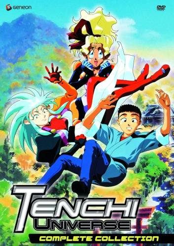 Tenchi Universe: Collection