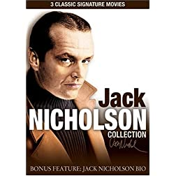 Jack Nicholson Collection (B&W)