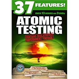 Atomic Testing (3pc) (Dol)