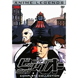 The Big O: Anime Legends Complete Collection