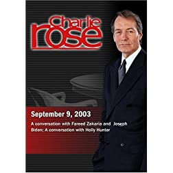 Charlie Rose (September 9, 2003)