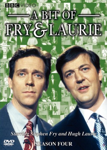 A Bit of Fry and Laurie - Season Four