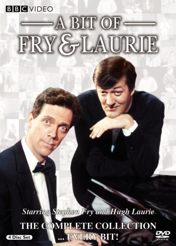 A Bit of Fry and Laurie - The Complete Collection... Every Bit!
