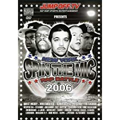 Spin the Mic-Rap Battle 2006