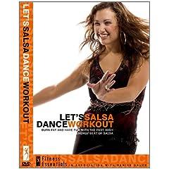 Let's Salsa Dance Workout