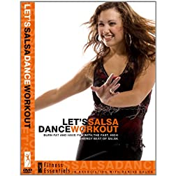 Let's Salsa Dance Workout