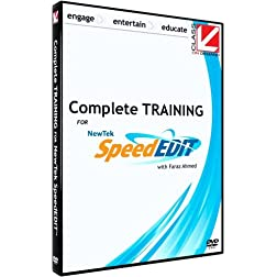 Class on Demand: Complete Training for Newtek SpeedEdit: Newtek Educational Training Tutorial DVD