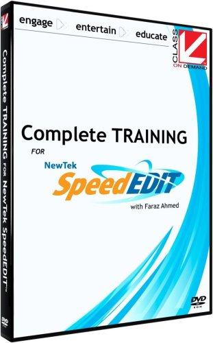 Class on Demand: Complete Training for Newtek SpeedEdit: Newtek Educational Training Tutorial DVD