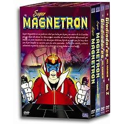 Gladiadores del Espacio y Super Magnetron