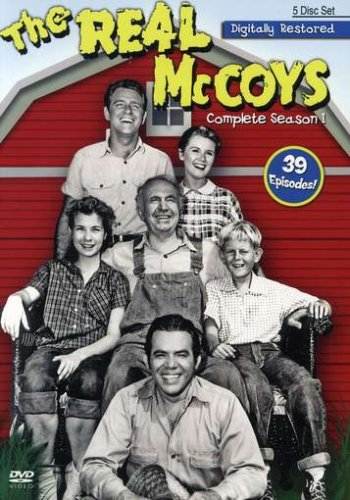 The Real McCoys: Complete Season 1