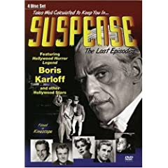 Suspense: The Lost Episodes Collection, Vol. 1