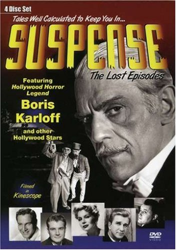 Suspense: The Lost Episodes Collection, Vol. 1