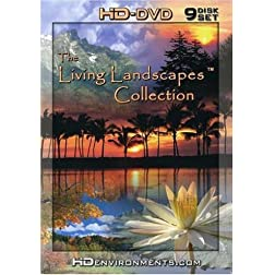 The Living Landscapes Collection [HD DVD]