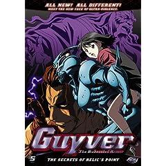 Guyver, Vol. 5: The Secret of Relic's Point