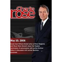 Charlie Rose (May 10, 2006)