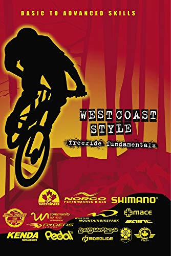 West Coast Style - Freeride Fundamentals - A Mountain Bike DVD