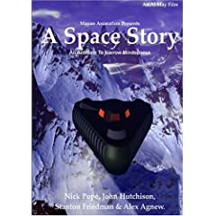 A Space Story-Wide Screen