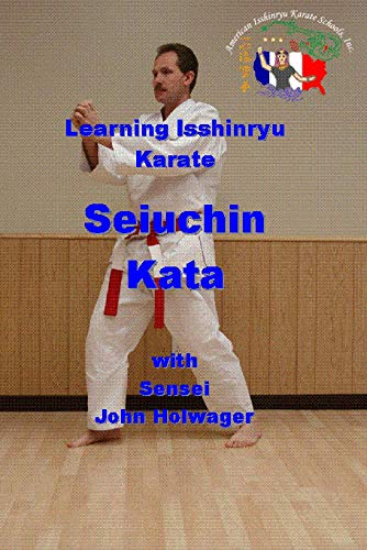 Learning Isshinryu Karate - Seiuchin Kata