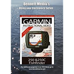 GARMIN 250/250C FISHFINDER