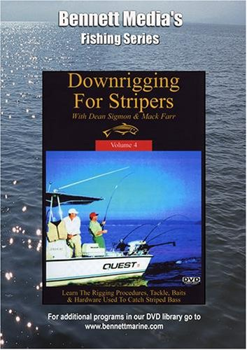 Downrigging For Stripers with Mack Farr