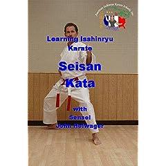 Learning Isshinryu Karate - Seisan Kata