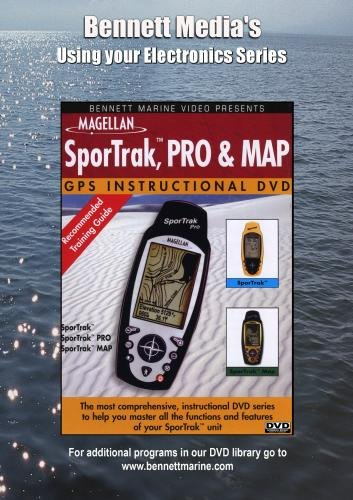 MAGELLAN SPORTRAK SERIES (SporTrak, SporTrak Pro & SporTrak Map).