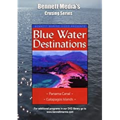 Blue Water Destinations: Panama Canal to Galapagos Islands