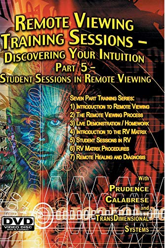 Remote Viewing Training Sessions - Part 5 of 7 - Student Sessions in RV