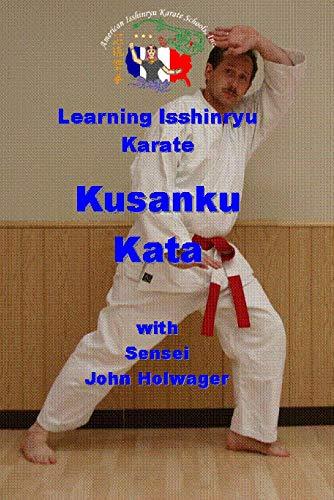 Learning Isshinryu Karate - Kusanku Kata