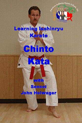 Learning Isshinryu Karate - Chinto Kata
