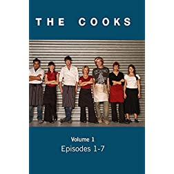 The Cooks Box Set:  Volume 1 - Episodes 1-7 (4 Disc Set)