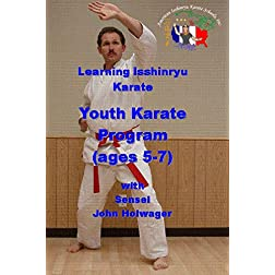 Learning Isshinryu Karate - Youth Karate Program (Ages 5 - 7)