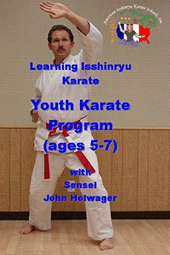 Learning Isshinryu Karate - Youth Karate Program (Ages 5 - 7)