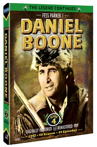Daniel Boone - Season Four