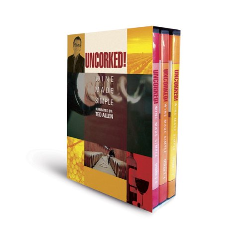 Uncorked: Wine Made Simple,  Box Set