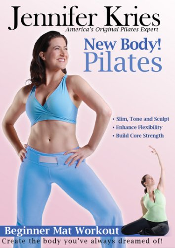 Jennifer Kries: New Body Pilates - Beginners Mat Workout