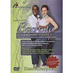 Learn To Dance Bachata, Intermediate Volume 2: A Step-By-Step Guide To Bachata Dancing