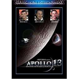 Apollo 13: Houston We've Had a Problem