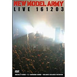 New Model Army: Live 161203