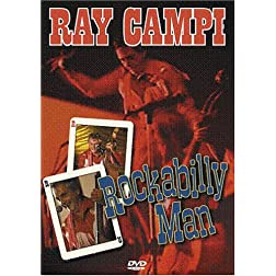 Ray Campi: Rockabilly Man [Region 2]